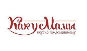 Логоип кафе КАК У МАМЫ